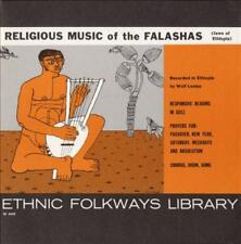 VARIOUS ARTISTS - RELIGIOUS MUSIC OF THE FALASHAS (JEWS OF ETHIOPIA) NEW CD