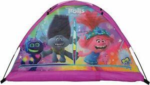 Trolls 2 Kids Dream Den Tent with Lights & Inflatable Mattress