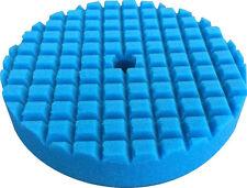 "8"" Blue Polishing LAKE COUNTRY Cross Cut Foam Buff Pad 38144"