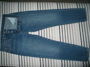Levis Jeans 501 CT W34 L32