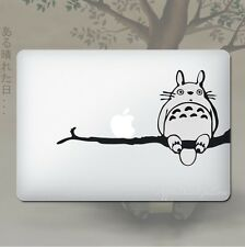 Totoro V5 Decal Sticker Skin Macbook Pro Air Laptop 11 12 13 15 17 inch S-F231