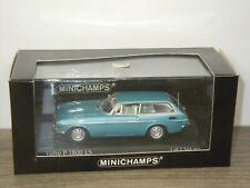 Volvo P1800 ES 1971 - Minichamps 1:43 in Box *46436
