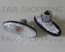 Side Marker Turn Signal Light Lamp Clear for Nissan D22 Navara Pickup Truck