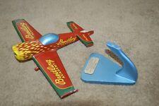 Vintage Breitling Model Plane Cap 232 Breitling Academy Model Airplane Genuine