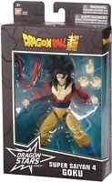 Bandai Dragon Ball Dragon Stars Series 9 Super Saiyan 4 Goku Action Figure