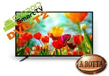 "Televisore Smart TV LED Full HD 42"" AKAI AKTV4220 T DVB-T2 Nero Android TV WiFi"