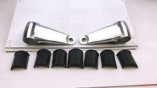 Kawasaki NEW H1,H2,KZ,Z1 Polished Aluminum Headlight Brackets LTD,S2,S3 34-39mm