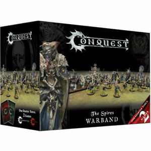 CONQUEST: SPIRES WARBAND SET New