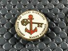 PINS PIN BADGE ARMEE MILITAIRE MARINE NATIONALE SIGNE PICHARD