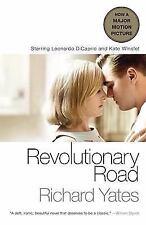 Revolutionary Road by Richard Yates Paperback book FREE USA SHIPPING