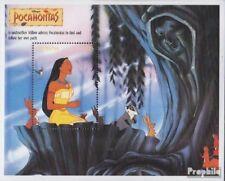 Guyana Block586 Neuf Avec Gomme Originale 1999 Walt Disney Fi complète Edition