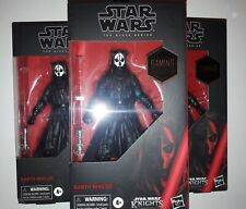 Star Wars The Black Series 15cm Darth Nihilus Figure Toy for Kids Ages 4 & up