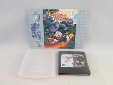 Sega Game Gear - Deep Duck Trouble Starring Donald Duck