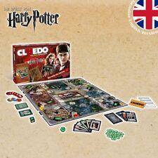 Cluedo Harry Potter Juego de Mesa Juego Board Game Juego Inglés Inglés Nuevo