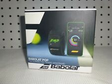 BABOLAT POP PLAY CONNECTED TENNIS WRISTBAND SENSOR IN BOX  - COMPLETE