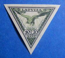 1932 LATVIA 10S/20S SCOTT# CB6a MICHEL # 203B UNUSED                     CS40098