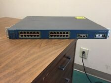 Cisco Catalyst WS-C3550-24-SMI 3550 Series 10/100 24-Port Switch