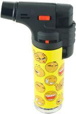 Jet Torch Gun Lighter Adjustable Flame Windproof Butane Refillable 9452SM
