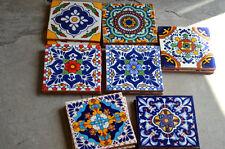 40 Talavera Mexican Tile Mosaic 6x6 / Tiles Clay