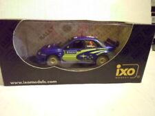 IXO Subaru Impreza WRC #5 Rally Sweden 2005 1/43