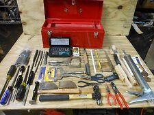 Military Auto Body and Fender Tool Kit Socket Set Quality USA Tools Martin #716