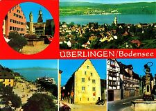 Überlingen / Bodensee , Ansichtskarte , 1987 gelaufen