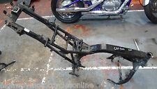 HONDA CBF500 4 CBF 500 /4 FRAME WITH V5 LOGBOOK
