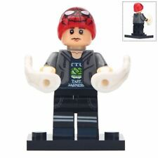Peter Parker - Spiderman Homecoming Lego MOC Minifigure Gift for Kids