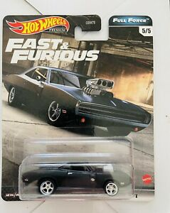 Hot Wheels, '70 Dodge Charger R/T. FAST & FURIOUS