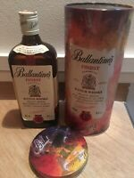 BALLANTINE'S FINEST THE SCOTCH WHISKY ANNI '80 70 CL 40°CON METAL BOX