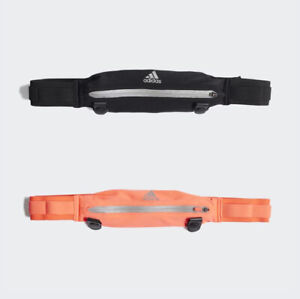 Adidas Run Belt Training Waist Bag Bum Pack FJ4510 Black FT8475 Orange Pink