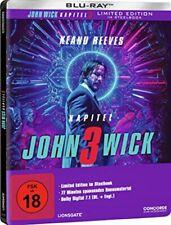 John Wick 3 Steelbook Blu-ray NEU OVP Teil 3