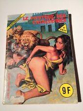 Le Mystére Des Catacombes # 18 Editions Elvifrance
