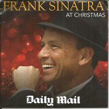 AT CHRISTMAS ~ FRANK SINATRA - MAIL PROMO MUSIC CD