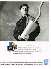 PUBLICITE ADVERTISING 025  1993  MIDAS  accessoires autos JEAN-MICHEL CHATELAIN