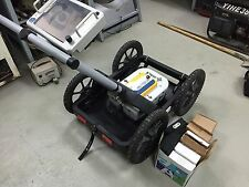 MALA X3M Ground Penetrating Radar with 500Mhz antenna