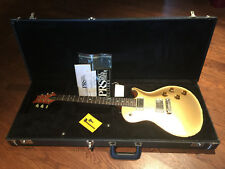 2007 Paul Reed Smith SC245 Single Cut Gold Top + PRS HardShell Case Tags GoldTop