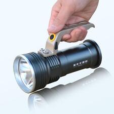 USB portátil al aire libre recargable 800 lúmenes LED linterna antorcha Reflector