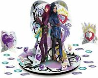 Descendants 2 Table Decoration Kit Centerpiece Birthday Party Decoration Supply