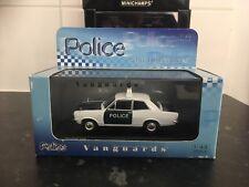 Vanguards Vauxhall Viva Ayr Burgh Police 1/43 MIB Ltd Ed VA08704