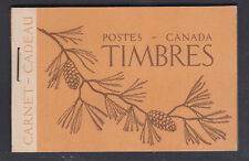 Canada Uni BK39aF, 1947 War Issue intact Booklet w/ French Cover