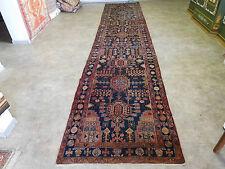 Handgeknüpfter  Persische Malayer Teppich läufer 500 x 103 cm