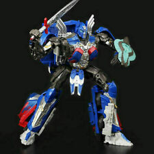 TRANSFORMERS OPTIMUS PRIME 5 THE LAST KNIGHT MODEL FIGURES V CLASS KIDS KO TOY