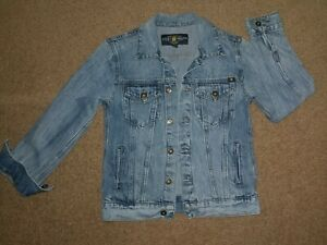 Lucky Brand: 'The Tomboy Trucker' Denim Jacket - Women's Size XS - NWOT