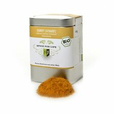 Spice for Life Curry Scharf - Spicy Indian Colours, Bio - Dose 80 g
