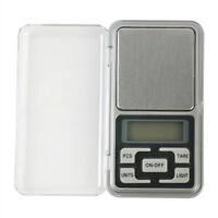 500g x 0.1g 0.01g Pocket Digital Jewelry Scale Weight Balance Electronic Gram