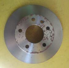 Paire de disques de frein OPEL Omega A - VALEO 186192