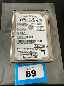 Hitachi HTS547564A9E384 640GB 2.5'' SATA Internal HDD