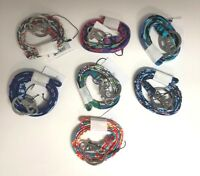 New With Tags Vera Bradley Lanyard / Clip & Key Ring / Keychain - Choose color