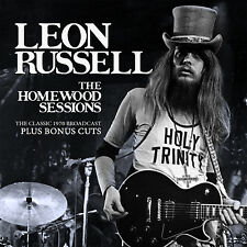 LEON RUSSELL New 2019 UNRELEASED 1970 LIVE LOS ANGELES & MORE CONCERT CD